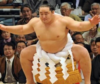Йокодзун АСАШОРЮ. Фото AFP