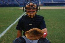 История одного бейсболиста