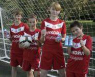 Футбольный отряд ВДЦ