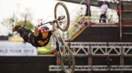 Red Bull Berg Line. Супермены на велосипедах
