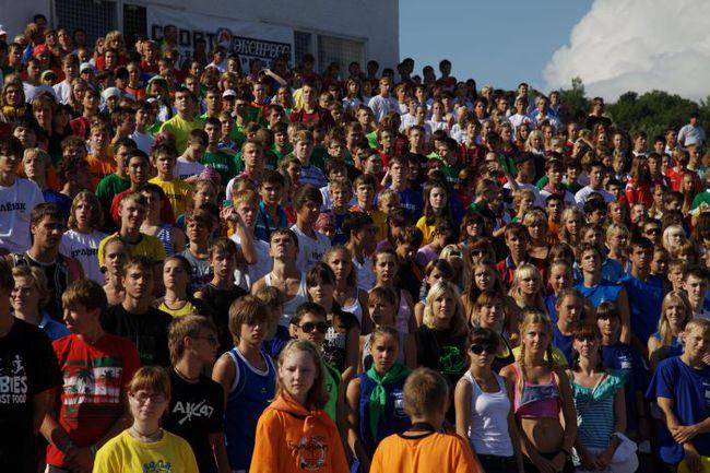 """МТДК-2012: дети мира выбирают спорт! Фото """"СЭ"""""""