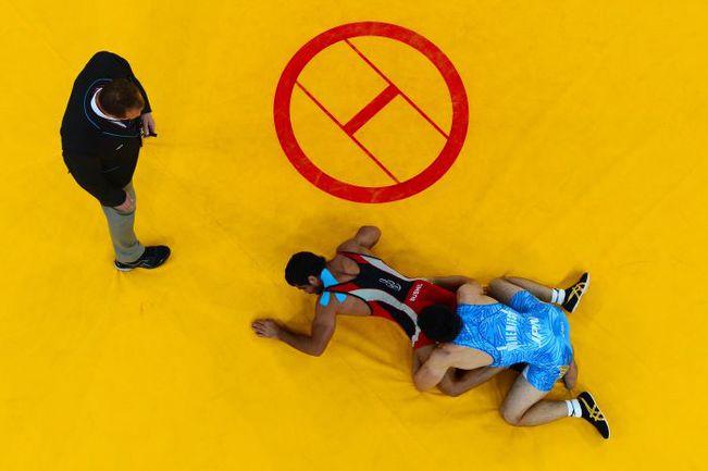 В среду в Санкт-Петербурге решится судьба борьбы как олимпийского вида спорта. Фото AFP