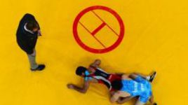 Олимпийское завтра борьбы: из жизни отдыхающих