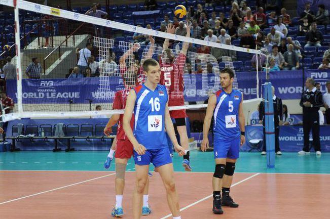 волейбол сербия россия прогноз