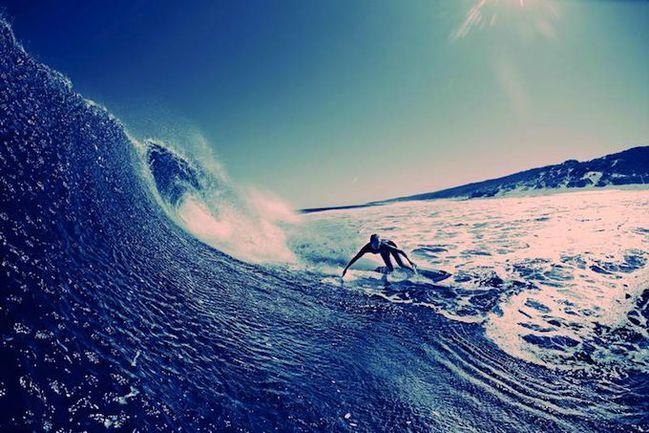 C 10 по 14 июля в Биаррице, Франция, пройдет грандиозный серфинг-фестиваль Roxy Pro. Фото roxylive.com.