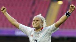 Футболисты в юбках:  будущие звезды чемпионата Европы