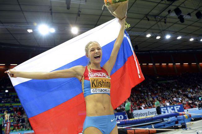Дарья КЛИШИНА – одна из тех, за кем в понедельник на Универсиаде будут следить особенно пристально. Фото AFP