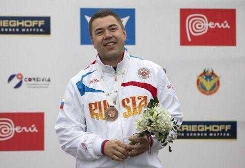 Алексей АЛИПОВ. Фото ISSF.