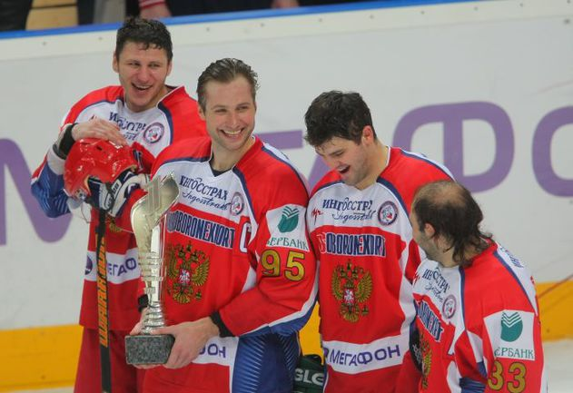 ������� 2008 ����. ������. ������ �������������� ������ (����� �������): ���� ��������, ������� �������, ��������� ������� � ������ ���������. ���� photo.khl.ru