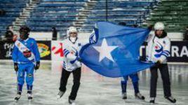 Сборную Сомали Сибирь встретила овацией