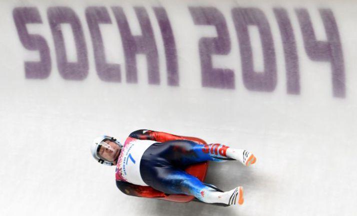 Лидер сборной России Альберт ДЕМЧЕНКО. Фото AFP