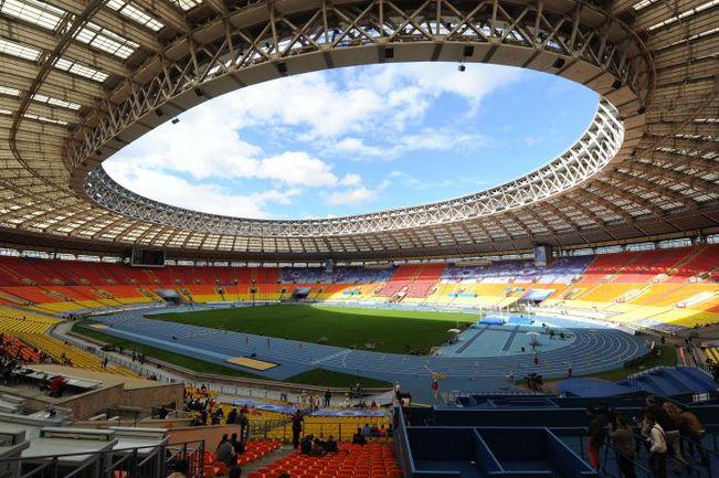 То это из уже завершенных и я только порадуюсь, если стадион у петербуржцев будет один из самых лучших в европе