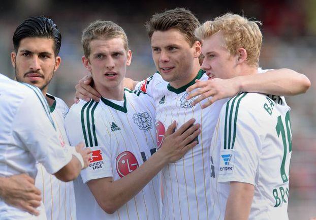 Футбол германия 3 я бундеслига прогнозы