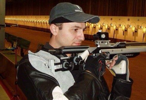 Артур АЙВАЗЯН. Фото из архива спортсмена