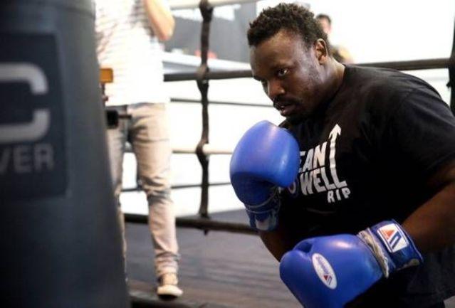 Дерек ЧИСОРА готовится к бою с Тайсоном ФЬЮРИ. Фото BoxingScene.com