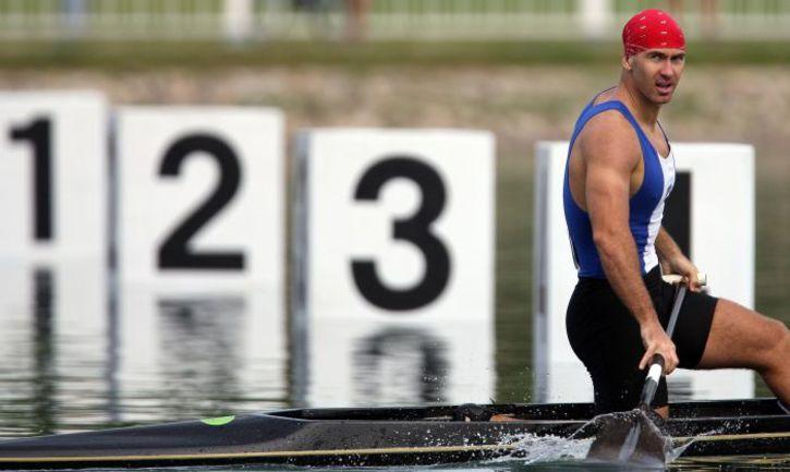 Максим ОПАЛЕВ. Фото AFP