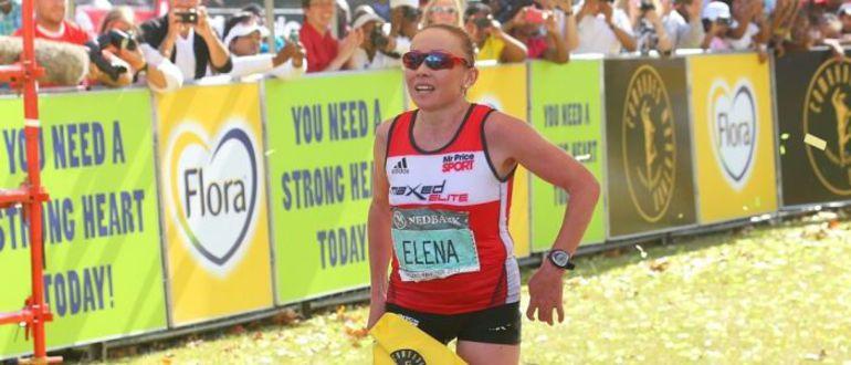 "Елена Нургалиева: ""У рекордсмена мира в марафоне не хватит сил на ультрамарафон"" Фото www.adidas3stripes.co.za"