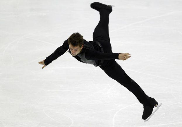 Шанхай. Максим КОВТУН. Фото AFP