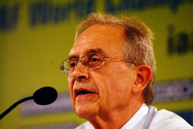 Глава медицинской комиссии ИААФ Габриль ДОЛЛЕ. Фото www.zimbio.com