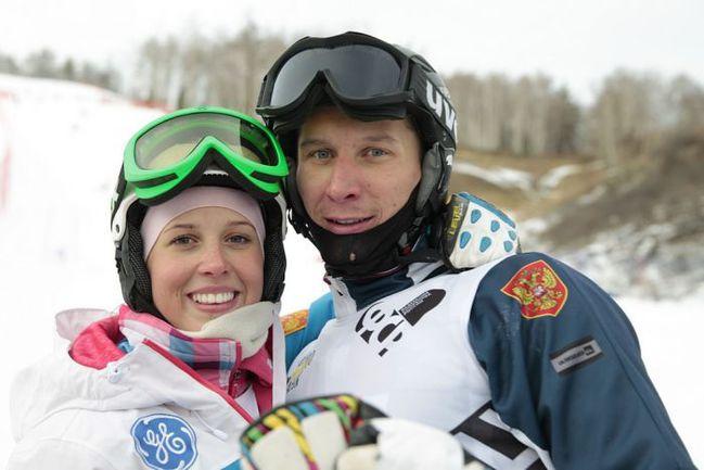 Наталья СОБОЛЕВА и Андрей СОБОЛЕВ. Фото ФСР