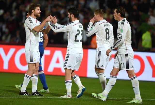 """""""Реал"""" попытается выиграть свой первый клубный чемпионат мира. Фото AFP"""