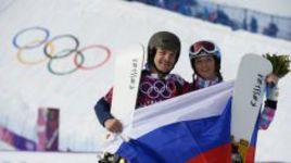 Алена Заварзина и Вик Уайлд.  Снег, сноуборд и любовь