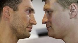 Поветкин vs. Вл. Кличко