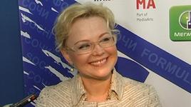 Интервью Оксаны Косаченко на пресс-конференции