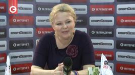 Оксана Косаченко в гостях у