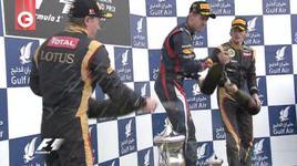 """Формула-1"". Победа Феттеля в Бахрейне"