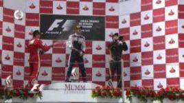 Неожиданный победитель Гран-при Испании