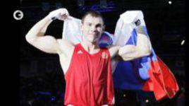 Есть чемпион в боксе!