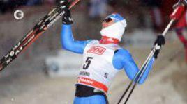 Никита Крюков - победитель этапа Кубка мира!