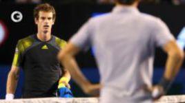 Энди Маррэй - второй финалист Открытого чемпионата Австралии по теннису