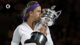Азаренко защитила титул