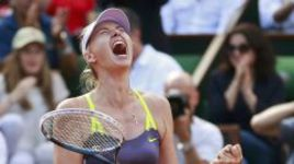 Шарапова в финале Roland Garros!