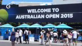 Australian open: закулисье