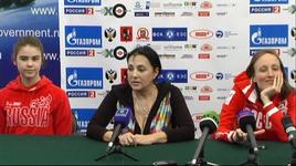 Пресс-конференция Ирины Винер