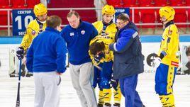 Реалии русского хоккея:  30 месяцев без работы за