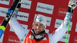 Шапюи победил в ски-кроссе на этапе Кубка мира в Межеве