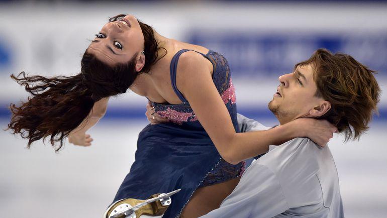 Сегодня. Шанхай. Ксения МОНЬКО и Кирилл ХАЛЯВИН. Фото REUTERS