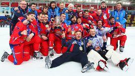 Россия победила Швецию в финале чемпионата мира!
