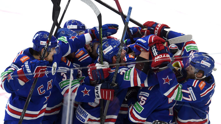 Сегодня. Санкт-Петербург. СКА – ЦСКА – 2:1 ОТ. Питерцы сравняли счет в серии, выиграв три встречи подряд.