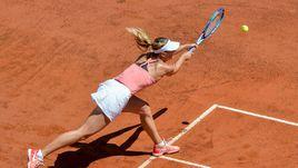 Шарапова вышла в третий круг турнира в Риме