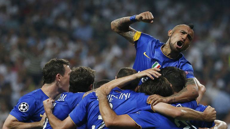 «Ювентус» сыграл вничью с «Реалом» и вышел в финал Лиги чемпионов (Видео)