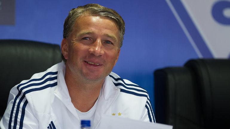 Бывший главный тренер'Динамо Дан ПЕТРЕСКУ