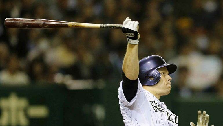 Бейсбол – один из фаворитов конкурса на заполнение вакансии в программе Игр-2020, предоставленной оргкомитету соревнований. Фото REUTERS