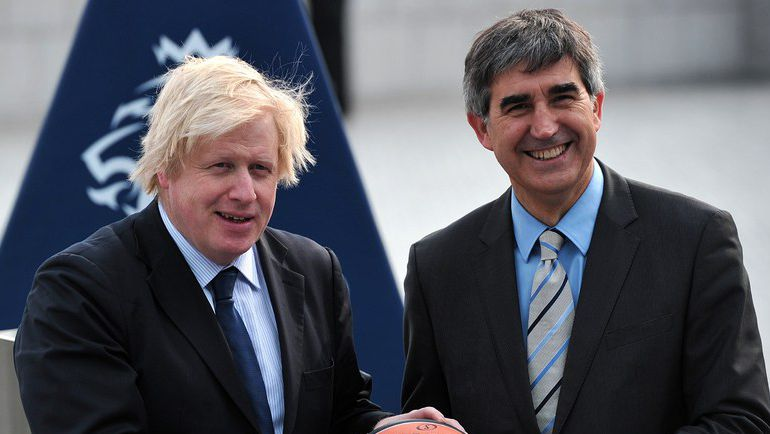 Жорди БАРТОМЕУ (справа). Фото AFP