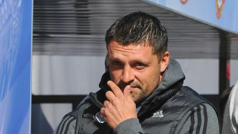 Черевченко: «Локомотив» не думает о борьбе за место в Лиге чемпионов