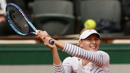 Шарапова начала защиту титула на Roland Garros